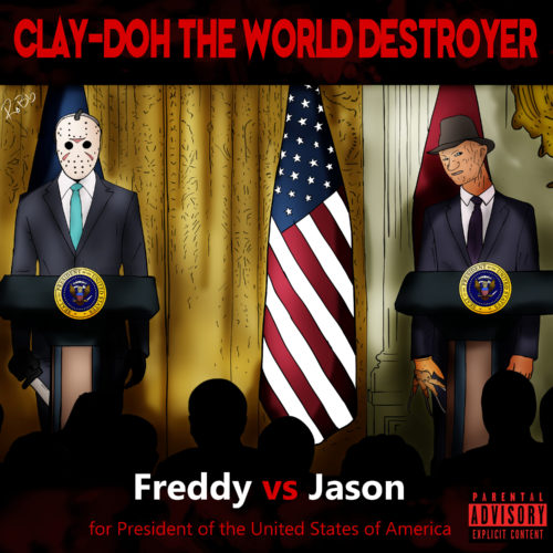 Freddie vs Jason for POTUS
